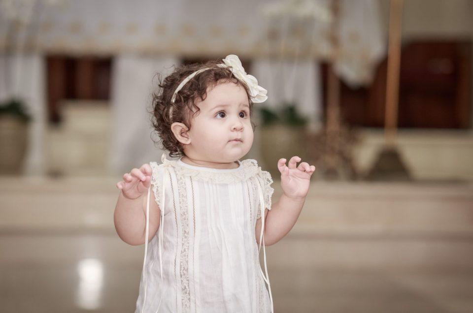 SOFIA'S  CHRISTENINGS